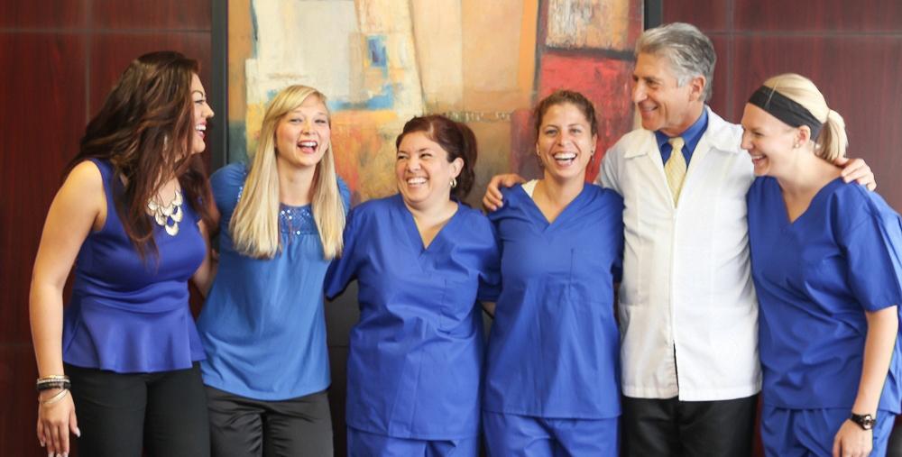dr. vinograd's staff