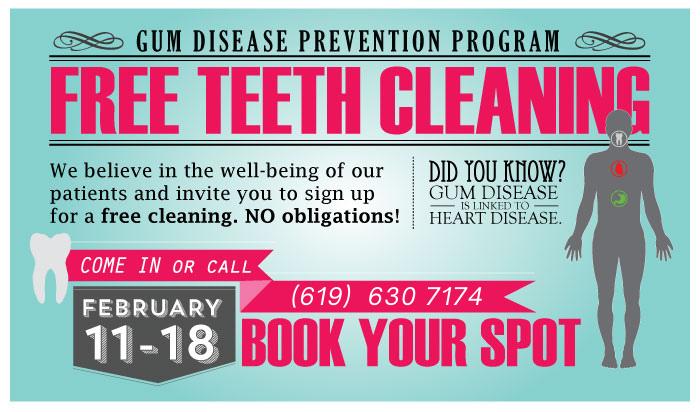 Dental Cleaning Program